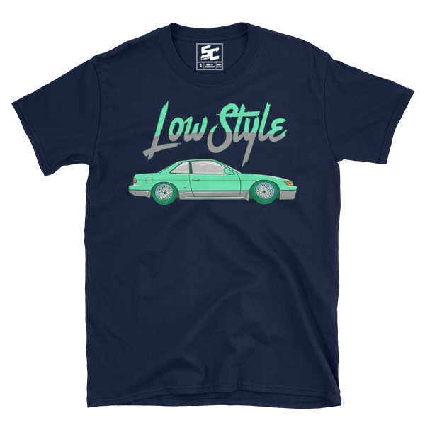 Men's LOW STYLE by S-Chassis Stance Coupe Tee