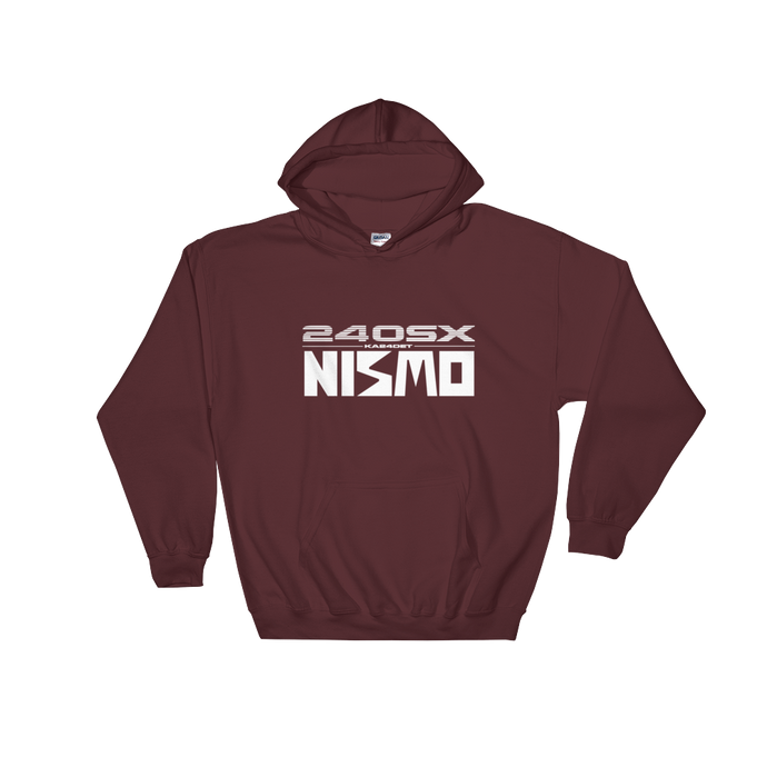240SX KA24DET NISMO INSPIRED HOODED SWEATSHIRT