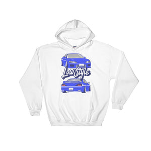 Lowstyle S15 Silvia Hooded Sweatshirt