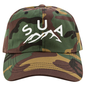 SUA Dad Cap - Dad Style Cap - Straight Up Apparel - Straight Up Apparel