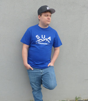 SUA Canada Tee - T-Shirts - Straight Up Apparel - Straight Up Apparel