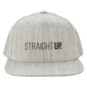 Straight Up Snap Back - Snap Back - Straight Up Apparel - Straight Up Apparel