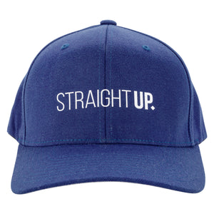 Straight Up Ball Cap - Ball Caps - Straight Up Apparel - Straight Up Apparel