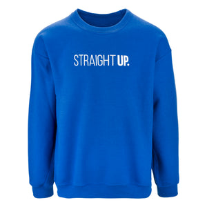 Straight Up Crewneck - Crew-Neck - Straight Up Apparel - Straight Up Apparel