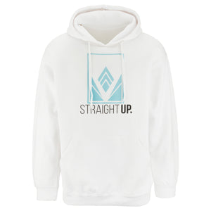 Straight Up Branded Hoodie - Hooded Sweater - Straight Up Apparel - Straight Up Apparel
