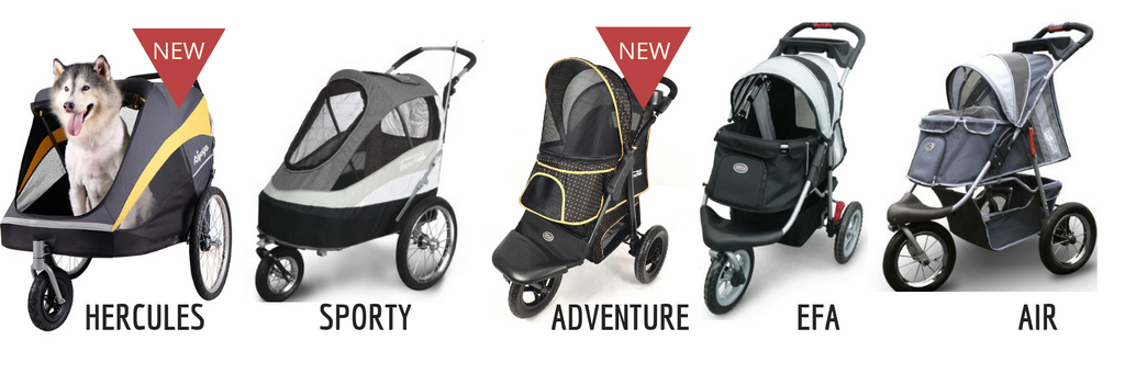 Compare All Terrain Dog Strollers