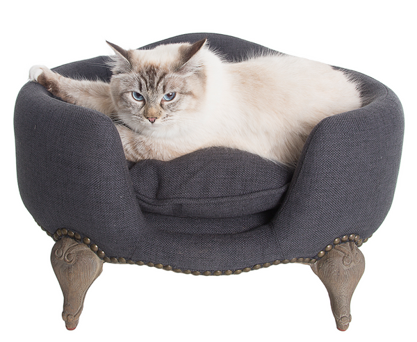 Antoinette Luxury Cat Bed by Lord Lou