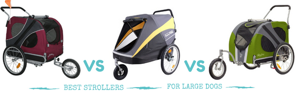 Compare large dog stroller