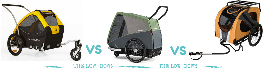 Best Dog Bike Trailers 2019
