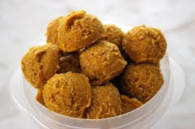 Healthy Pumpkin Balls for dogs