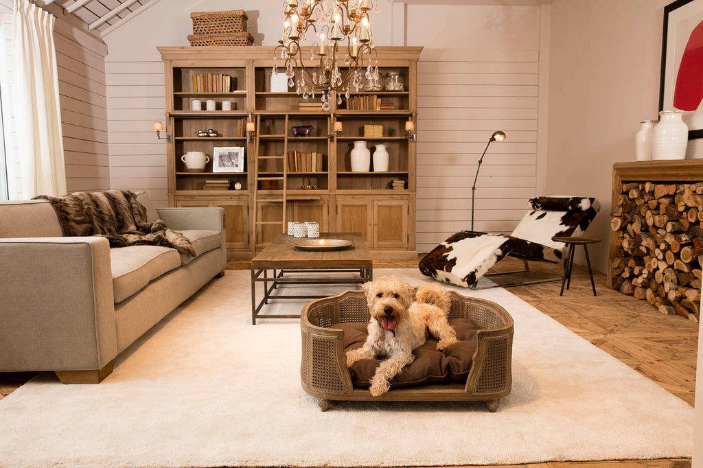Luxury Arthur Dog Bed By Lord Lou
