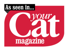 Universal Cat Scratcher featured in Cat Magazine