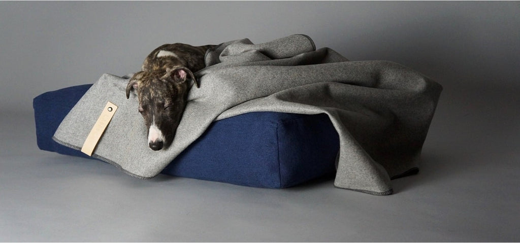 Asnen luxury dog blanket by Labbvenn