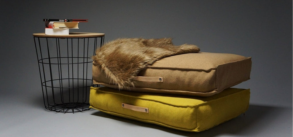 Movik Luxury Dog Bed by Labbvenn