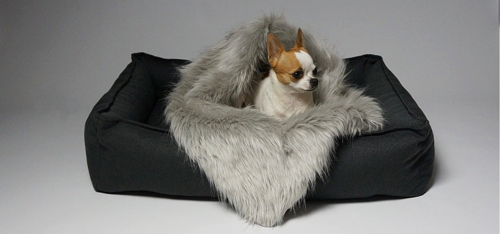Tove High Side Luxury Dog Bed