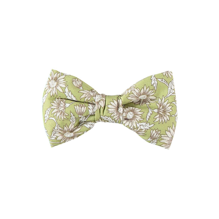 Baker & Bray | Daisy Dog Bow Tie-Green