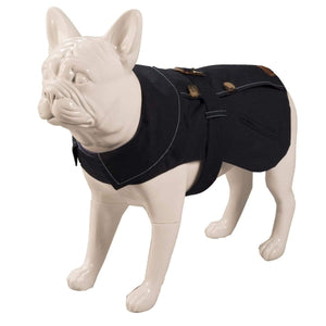 Baker & Bray Dog Apparel Small Baker & Bray | Kensington Dog Trench Coat | Navy/French Blue BB-11-01-02-S PetsOwnUs - Pets Own Us