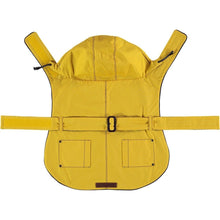 Baker & Bray Dog Apparel X Small Hampstead Hoodie by Baker & Bray - Mustard/Gunmetal PetsOwnUs - Pets Own Us