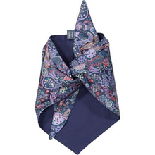 Baker & Bray Dog Apparel Large Paisley Dog Bandana by Baker & Bray - Purple PetsOwnUs - Pets Own Us