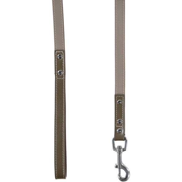 Baker & Bray Dog Apparel Default Title Richmond Dog Lead by Baker & Bray - Earth/Truffle BB-52-01-16 PetsOwnUs - Pets Own Us