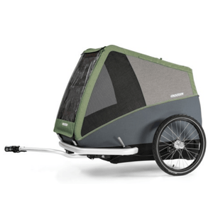 Croozer Dog Bike Trailer Croozer Brunno Dog Bike Trailer 2020 | X Large | Dogs up to 55kg CTS316 PetsOwnUs - Pets Own Us