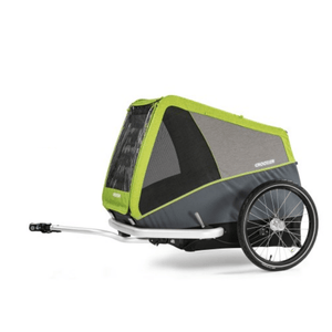 Croozer Dog Bike Trailer Croozer Jokke Dog Bike Trailer 2020 | Large | Dogs up to 45kg CTS315 PetsOwnUs - Pets Own Us