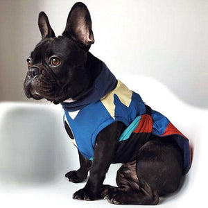 Hound Project Dog Apparel Aztec Designer French Bulldog Waterproof Coat by The Hound Project PetsOwnUs - Pets Own Us