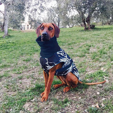 Hound Project Dog Apparel Aztec Designer Rhodesian Ridgeback Waterproof Coat by The Hound Project 1256 PetsOwnUs - Pets Own Us