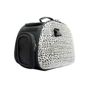 Ibiyaya Pet Carriers and Crates Classic Pet Carrier by Ibiyaya - Safari FC47657 PetsOwnUs - Pets Own Us