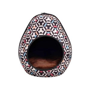 ibiyaya Gourd Pet House – Honeycomb PetsOwnUs - Pets Own Us