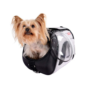 Ibiyaya Pet Carriers and Crates Ibiyaya® | Explorer Airline Pet Carrier | Transparent FC1752-G PetsOwnUs - Pets Own Us