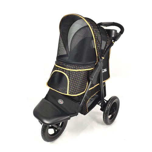 Innopet Pet Pushchairs and Strollers Default Title Adventure Buggy and Pet Stroller by Innopet IPS-036/BG PetsOwnUs - Pets Own Us 1