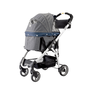 Innopet Pet Pushchairs and Strollers Cleo Denim Express Buggy Dog Stroller System by Innopet IPS-02/D PetsOwnUs - Pets Own Us