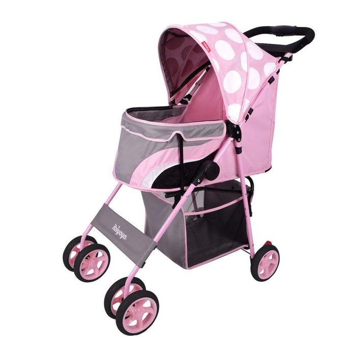 Ibiyaya® Pop Art Dog Stroller | Dotty Diva