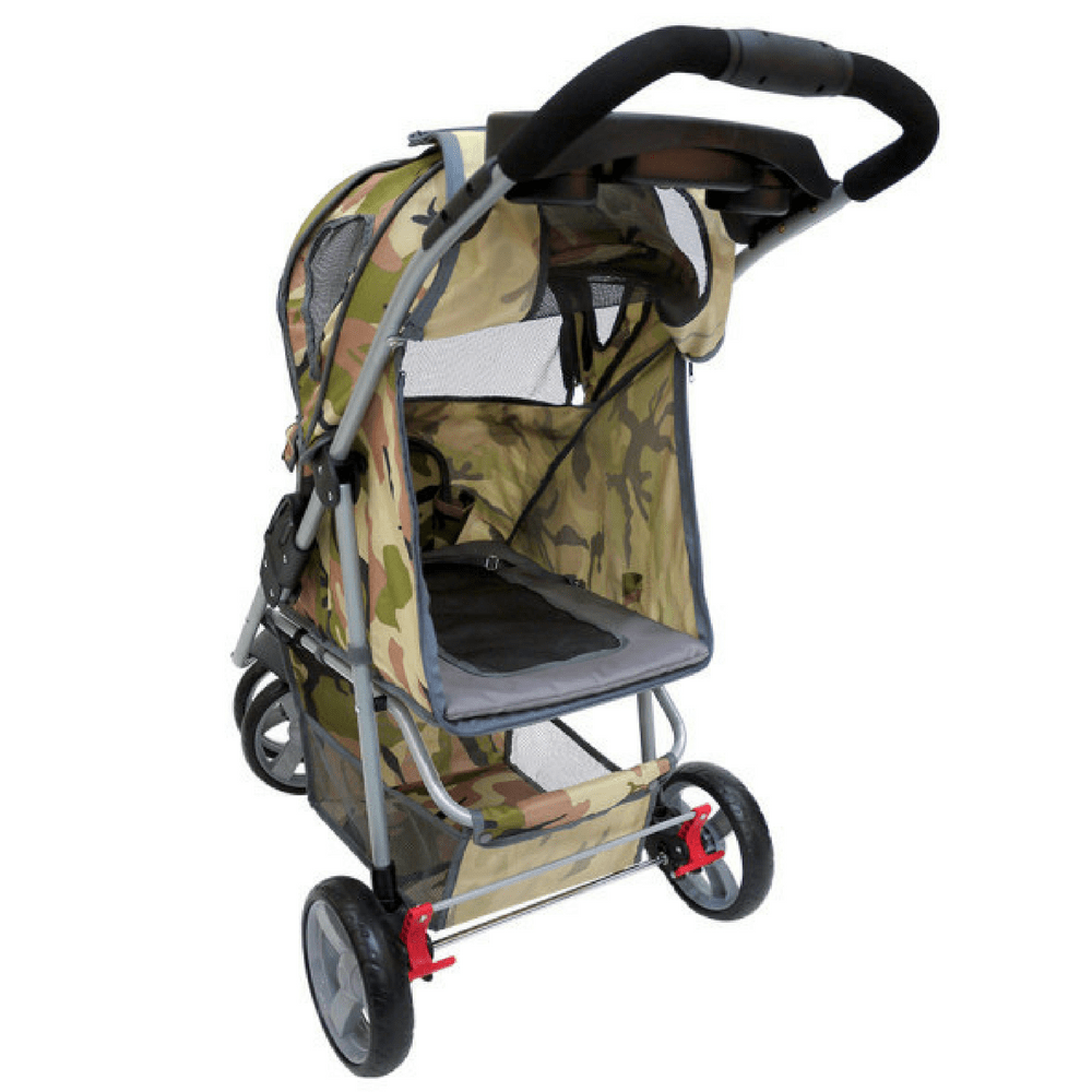 Shop Camouflage Dog Stroller From Innopet Ips 010 C Dog