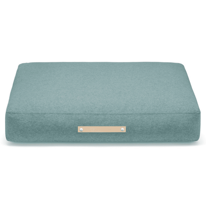 Copenhagen Luxury Dog Bed by Labbvenn in Azure