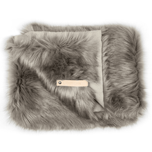 Labbvenn Dog Blanket Medium / Silver FÖRA Luxury Dog Blanket by Labbvenn - Silver PetsOwnUs - Pets Own Us