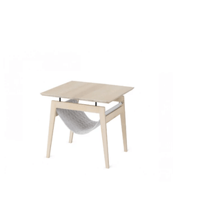 Labbvenn KIKKO Pet Table By Labbvenn - Light Grey PetsOwnUs - Pets Own Us