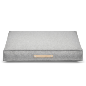 Labbvenn Luxury Dog Bed MØVIK Luxury Dog Bed by Labbvenn in Grey PetsOwnUs - Pets Own Us