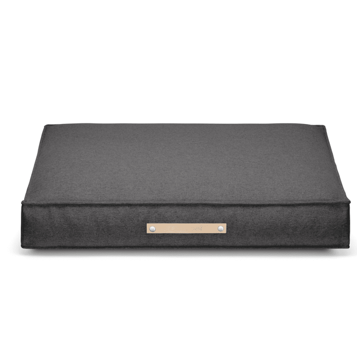 MØVIK Luxury Dog Bed by Labbvenn in Light Anthracite