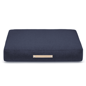 Labbvenn Luxury Dog Bed Small Stockholm Luxury Dog Bed by Labbvenn in Navy Blue PetsOwnUs - Pets Own Us