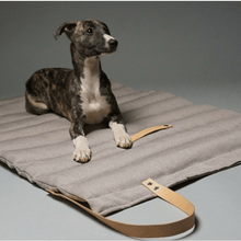 Labbvenn Dog Bed Default Title The FOSSER Dog Travel Bed by Labbvenn in Anthracite PetsOwnUs - Pets Own Us