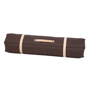 Labbvenn Dog Bed Default Title The FOSSER Dog Travel Bed by Labbvenn in Brown PetsOwnUs - Pets Own Us