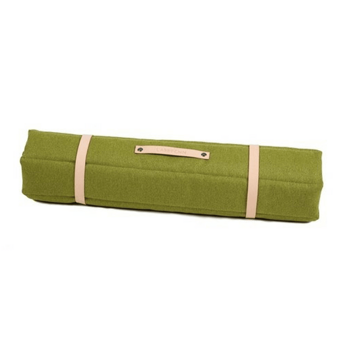 The FOSSER Dog Travel Bed by Labbvenn in Green