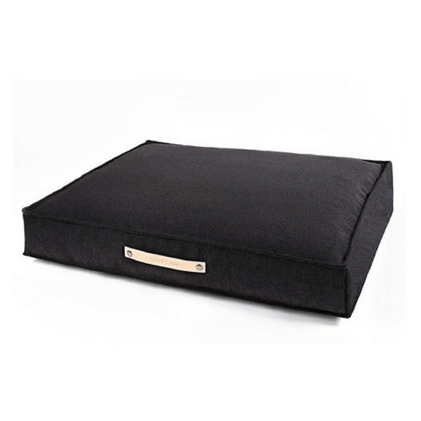 Labbvenn Luxury Dog Bed Small TÖVE Luxury Dog Bed by Labbvenn in Anthracite PetsOwnUs - Pets Own Us