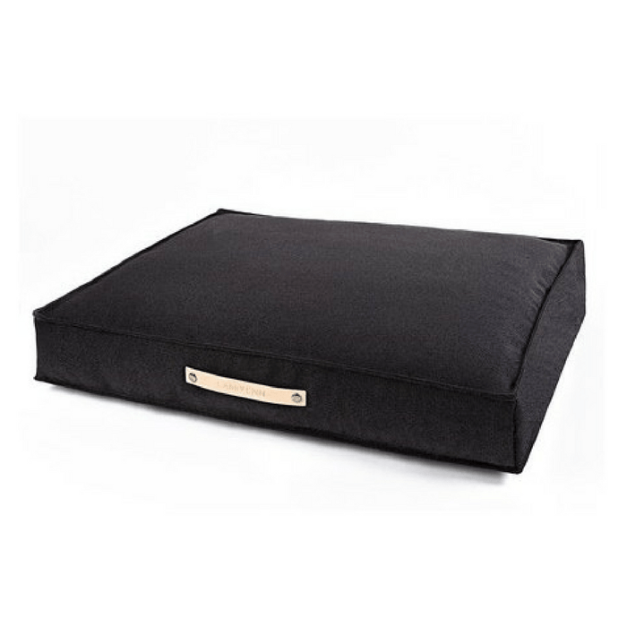 TÖVE Luxury Dog Bed by Labbvenn in Anthracite
