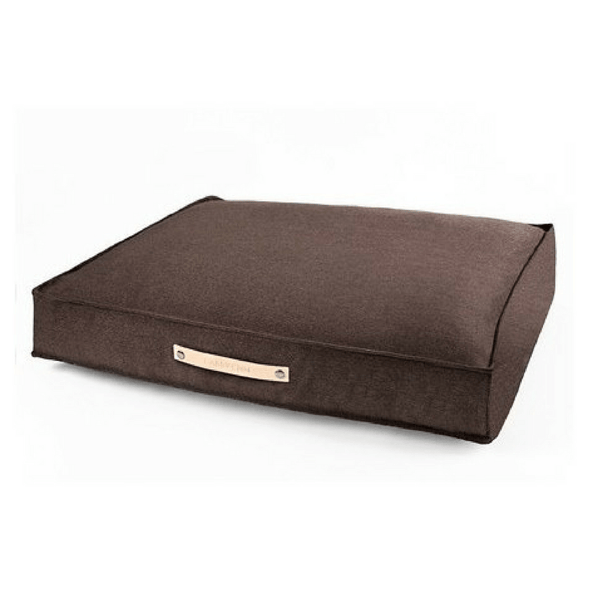 Labbvenn Luxury Dog Bed Small TÖVE Luxury Dog Bed by Labbvenn in Brown PetsOwnUs - Pets Own Us