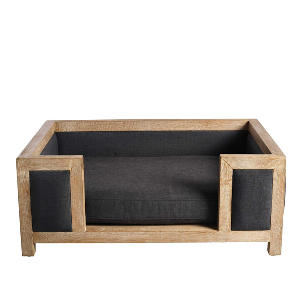 Lord Lou Dog Beds Austin Dog Bed By Lord Lou - Anthracite PetsOwnUs - Pets Own Us