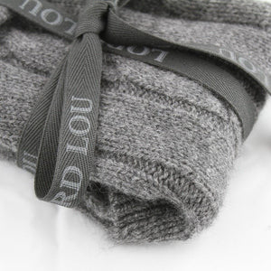 Lord Lou Dog Apparel 10 / Anthracite Brunello Cashmere Dog Sweater by Lord Lou 1001 PetsOwnUs - Pets Own Us