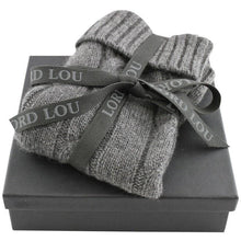 Lord Lou Dog Apparel 12 / Anthracite Brunello Cashmere Dog Sweater by Lord Lou 1002 PetsOwnUs - Pets Own Us